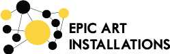 Epic Art Installations Logo