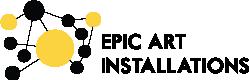 Epic Art Installations Logo